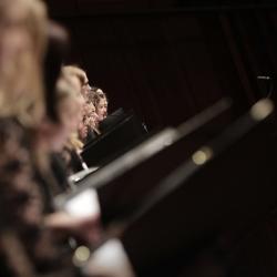 Dvorak/Bruckner Philharmonie mai 2019